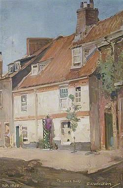 Number 9 Park Lane, Southwold, Suffolk