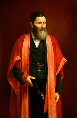 Sir George Murray Humphry (1820–1896)