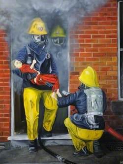 Street Fire Rescue