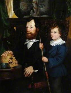 Thomas Bateman (1821–1861), and His Son