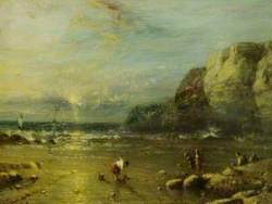 A Cornish Coast View