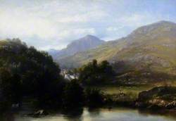 View on the River Llugwy