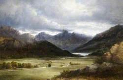 Clogwyn Mawr, near Capel Curig
