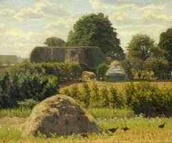 Noon's Farm, Oxenwood, Wiltshire