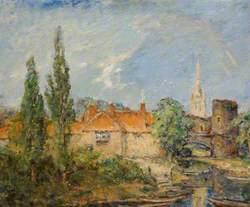 The Poplars (Pull's Ferry, Norwich)