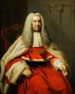 Sir Thomas Reeve (1673–1737)