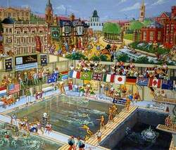 VI World Masters Swimming Championships, Sheffield