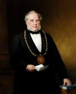 Sir John Brown (1816–1896), KT, DL, Mayor of Sheffield (1861–1862)