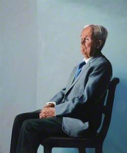 Sir Eric Mensforth (1906–2000), CBE, First Chairman of the Governing Body of Sheffield City Polytechnic (1969–1975)