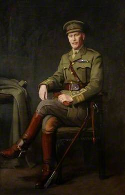 Colonel Charles Clifford (1860–1936), CMG, VD*