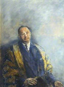 The Right Honourable Richard Austin Butler (1902–1982), Baron Butler of Saffron Walden, Chancellor of the University of Sheffield (1959–1977)
