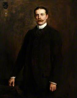 Robert Offley Ashburton Crewe-Milnes (1858–1945), 2nd Lord Haughton, Marquess of Crewe