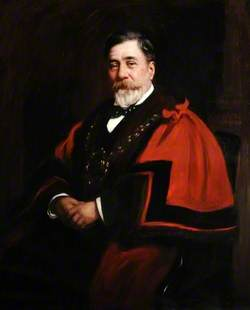 Sir Joseph Jonas (1845–1921), Lord Mayor of Sheffield (1904–1905)