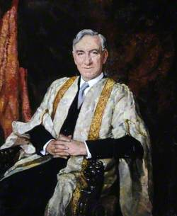 Dr John Macnaghten Whittaker (1905–1984), Vice-Chancellor of the University of Sheffield (1953–1965)