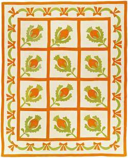 Pineapples Quilt