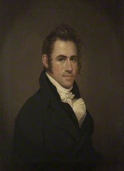 John P. Cushman of Troy, New York (1784–1848)