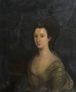 Mrs Peter Fry, née Elizabeth Homfree