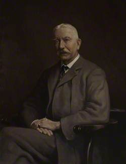 Colonel William Long (1843–1926), CMG, DL, JP, of Newton House, Clevedon and Woodlands, Congresbury, Bristol