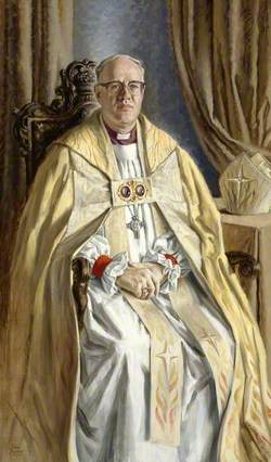 George Leonard Carey (b.1935), Bishop of Wells (1987–1991)