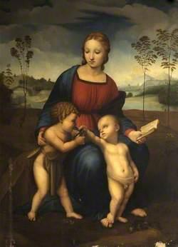 La Madonna del cardellino