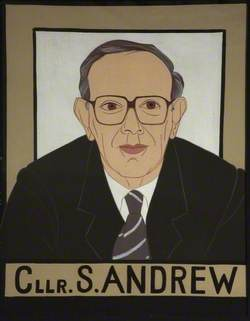 Councillor S. Andrew (b.1935)