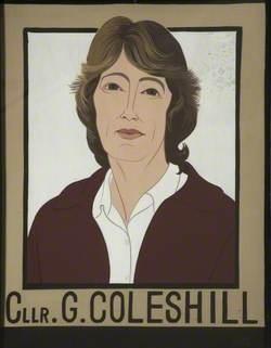 Councillor G. Coleshill (b.1950)