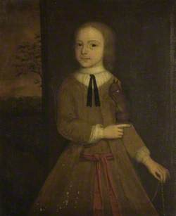 Edward Ellis as a Child