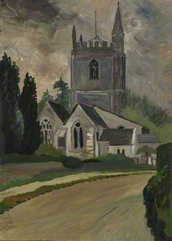 Wookey Church