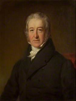 James A. Wickham of Frome (1768–1854), Commander of Frome Selwood Volunteers, 1803