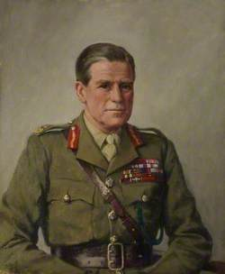 Field Marshal Lord Harding of Petherton (1896–1989)