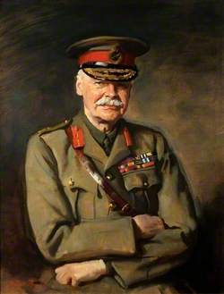 Lieutenant General Sir Thomas Snow (1858–1940), KCB, KCMG