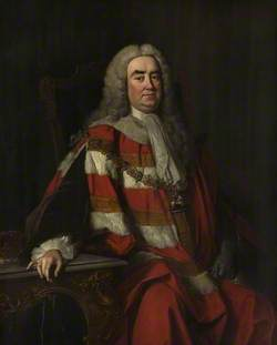 Sir Robert Walpole (1676–1745), Earl of Orford