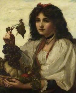 The Italian Fruit Seller