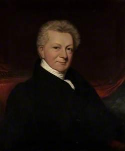 Thomas Barrett (1815–1868), JP, MD