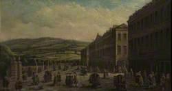 North Parade, Bath, c.1760