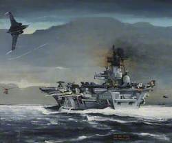 HMS 'Ark Royal'