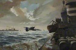 Death of a Sea Hurricane