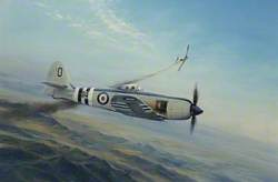 Sea Fury, MiG Encounter
