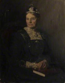 Mary Anne Whetham, née Dampier (b.1843)