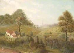 Shepherd's Cottage, Dunley Hill near Dorking, Surrey