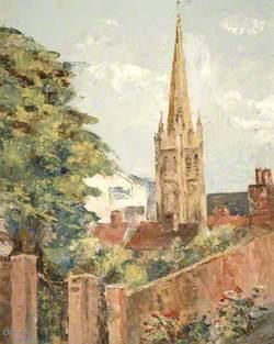 St Martin's Church, Dorking, Surrey