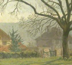 Spring in Westhumble, Surrey