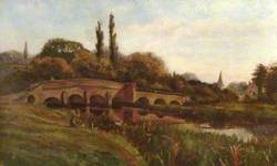 Brockham Bridge, Brockham, Surrey