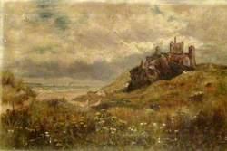 Coastal Landscape with Castle