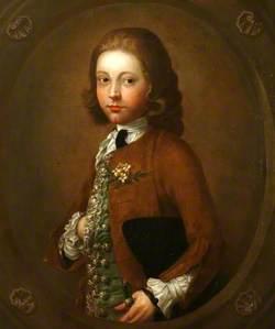 Thomas Ashburne, Aged 11 Years
