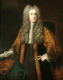 The Right Honourable Arthur Onslow (1691–1768)