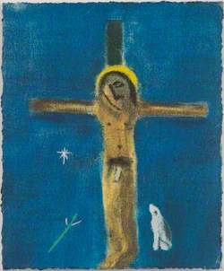 Crucifixion and Dog