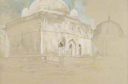 India: Mandu – Hoshang Shah's Tomb