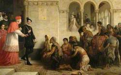 The Suppliants: Expulsion of the Gypsies from Spain