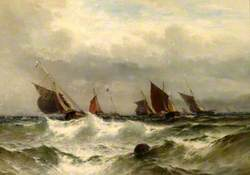 Dover Pilot and Fishing Boats